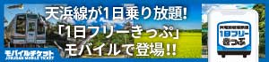 天竜浜名湖鉄道 1日フリーきっぷ[天浜線]